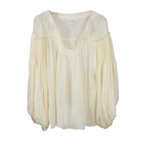 Parker Poet Blouse - Silk and Gorgeous!